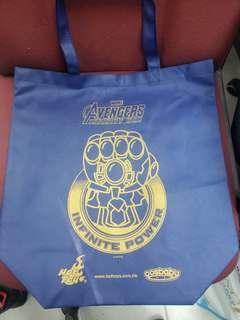 全新Marvel Avengers Infinity War 環保袋