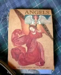 27 ANGELS POSTCARDS by MET MUSEUM OF ART NY