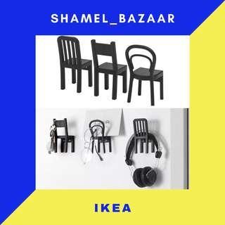 IKEA FJANTIG Hook, black