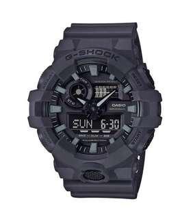 🚚 [BNIB] Casio G-Shock Men's Grey Watch GA-700UC