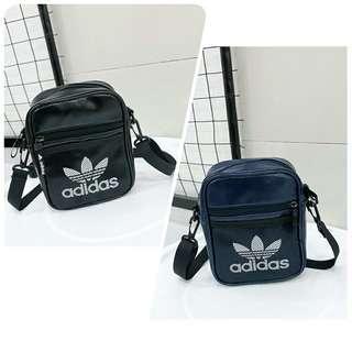 Adidas Shoulder/sling Bags - Mens Boys Girls Adidas Mini Bags