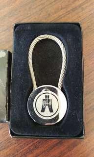 恒生銀行紀念鎖匙扣
