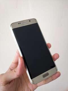 Samsung S6 Edge - Gold