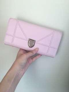 Christian Dior DIORAMA wallet bag