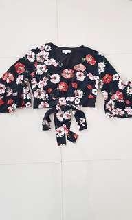 Women crop blouse