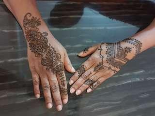 Henna Art!! 5th & 6th Nov!