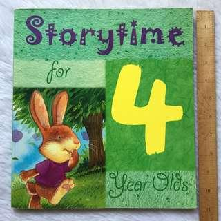 Stories For Four Year Olds Preloved