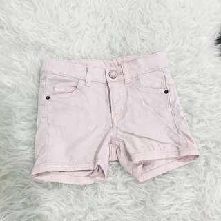 Girls short pants uniqlo cottonon gap