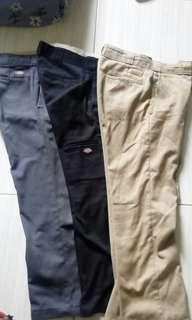 Lp dickies . Good condition size 32 made in honduras