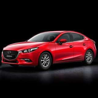 🚚 3 YO Mazda 3 lease to own!