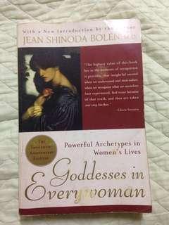 Goddesses in Everywoman by Jean Shinoda Bolen