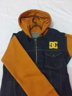Jaket Bomber Baseball Jeans DC Jacket Sweater