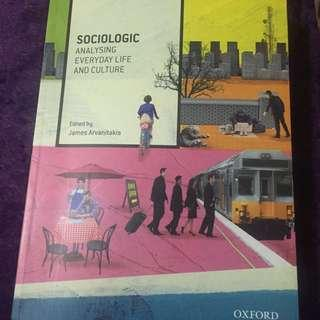 Sociologic Analysing Everyday Life and Culture- James Arvanitakis