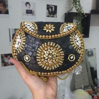 Delhi / india handmade sling cluth / bag