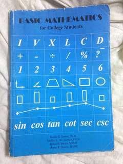 Basic Mathematics - College Book