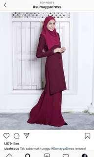 SUMAYYA DRESS