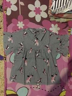 Zara shirt (look a like)