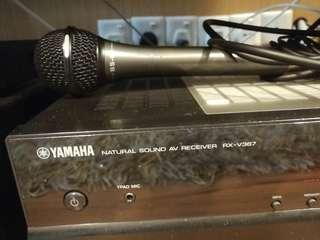 Amplifier yamaha