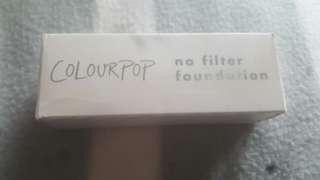Colourpop foundation