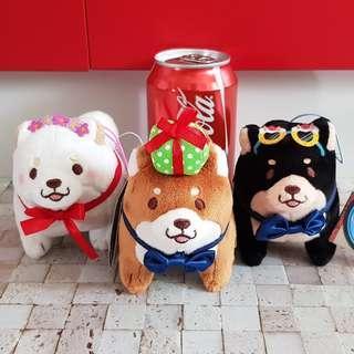 Amuse Shiba Inu Dog UFO Catcher Prize from Japan