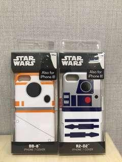 BN Authentic Star Wars Iphone 7/8 cover /case