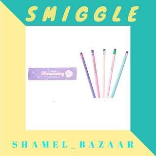 Smiggle Mermazing Pencil