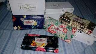 Authentic Quality Cath Kidston Long Wallet (class a)