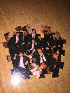 Wanna One IPU Night Ver Group Tazo