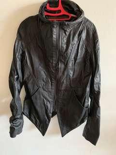 Delusion Leather Jacket
