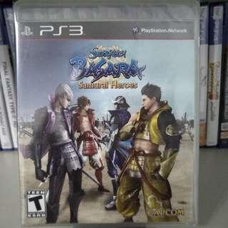 PS3 - Sengoku Basara: Samurai Heroes