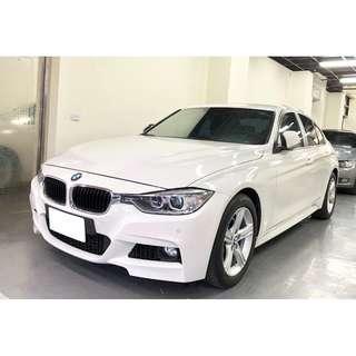 FB搜尋→TOP 嚴選中古車 2013年 BMW 328I 超激白