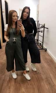 2 for 1 on jumpsuits !