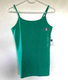 Gap authentic tank top camisole green