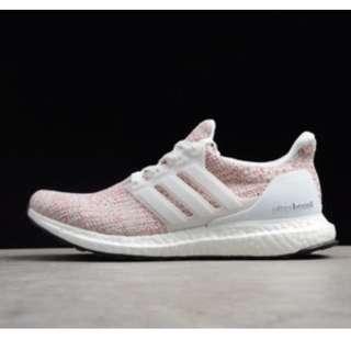 8803c272da68f Ultra Boost 4.0 white rainbow women s shoes dog white men s shoes ub3.0