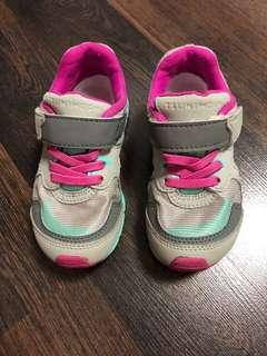 Pre-loved tsukihoshi kids' sneaker rubber shoes size 10