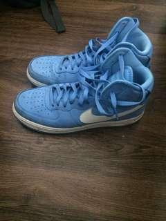 Nike Air Force 1 UNC Baby Blue