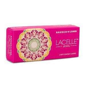 Softlens Lacelle Bausch Lomb Blue plano
