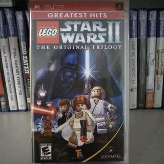 PSP - LEGO Star Wars II: The Original Trilogy