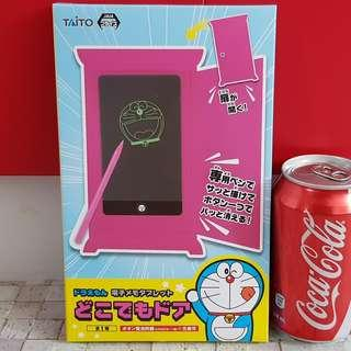 Taito Doraemon LCD Writing Tablet Pad UFO Catcher Prize from Japan