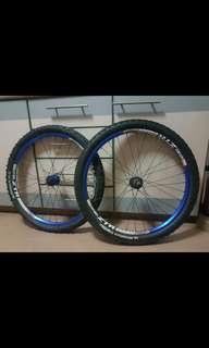 Hope Pro 2 Wheelset