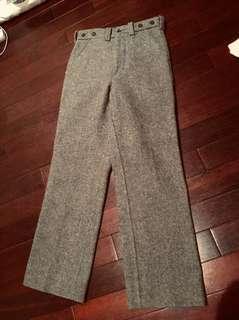 新品Filson厚磅純羊毛吊帶工裝褲  美國製