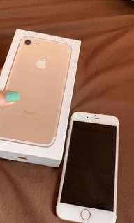 iPhone 7  Secondhand (havent use it yet)
