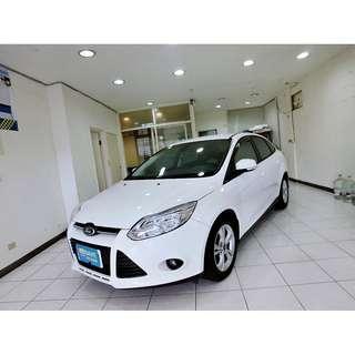 FB搜尋→TOP 嚴選中古車 2013年 Focus 1.6 汽油運動型