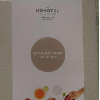 Novotel Singapore $50 voucher