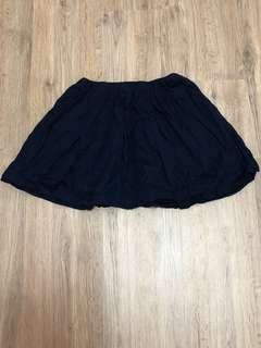 🚚 Uniqlo 柔棉口袋短裙