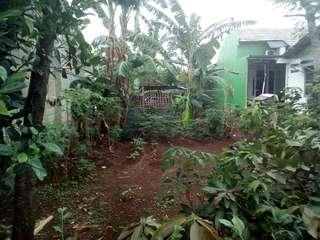 Dijual tanah 250 meter  Pondok Kacang Tangsel