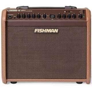 Fishman Loudbox Mini Charge 60W Portable Amplifier
