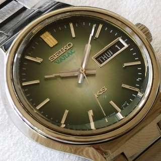SEIKO KS HI BEAT 5626-7160 VARAC watch (精工 KS 5625-7160 VARAC 高頻手錶))