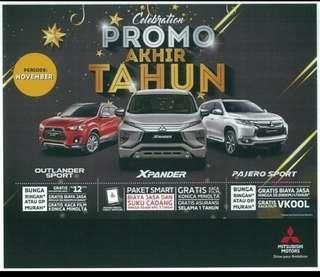 Mitsubishi Promo Akhir Tahun