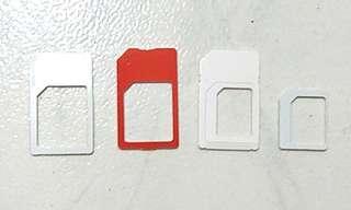 SIM Card Adaptors